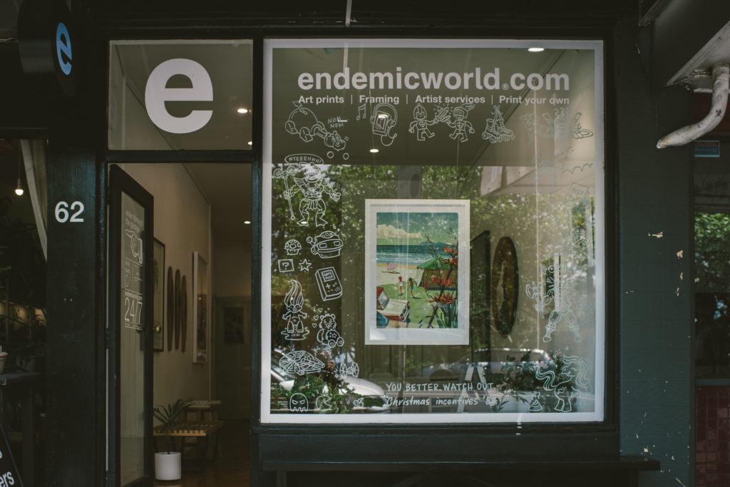 Endemic World